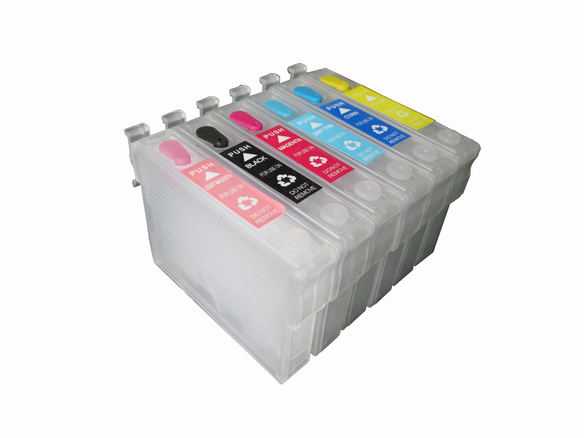 hp 61xl color refill instructions