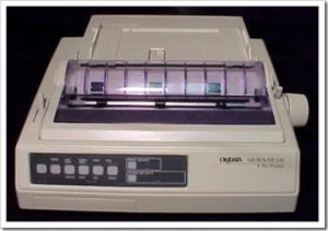 oldinkjetprinter